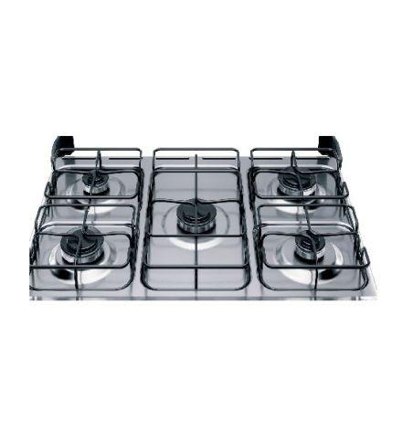 Cocina a gas Whirlpool  5 Hornallas Inox. Al mejor precio en Paraguay