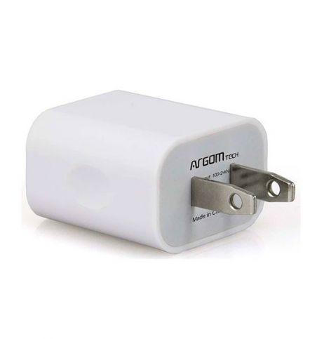 Cargador USB Argom Tech DUAL 2.1A