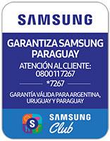 Sello Garantía Celulares Samsung Paraguay