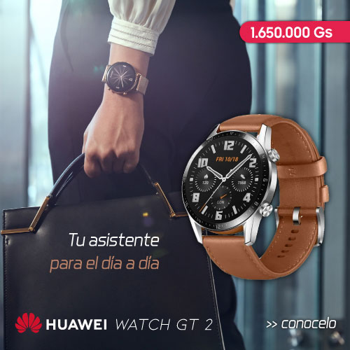 Smartwatch Huawei GT 2 Leather 46mm