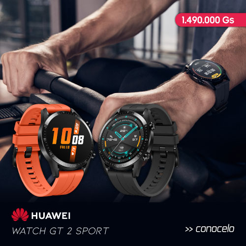 Smartwatch Huawei GT 2 Silicone 46mm