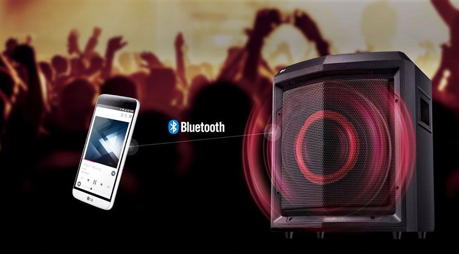 Multiconectividad Bluetooth 4.0