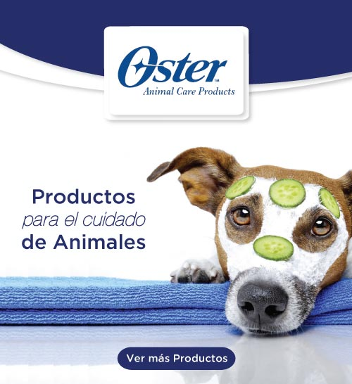 Oster Animal Care. Productos para el cuidado de Animales