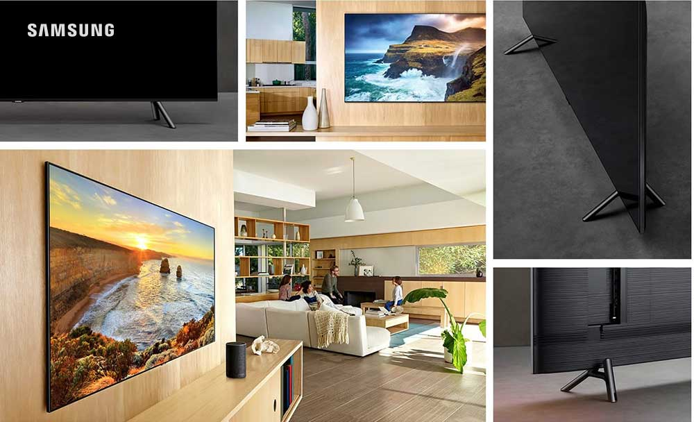 Tv Samsung 75 pulgadas QLED UHD 4K al mejor precio y más barato en Paraguay