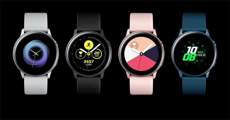 Smartwatch-galaxy-active-watch