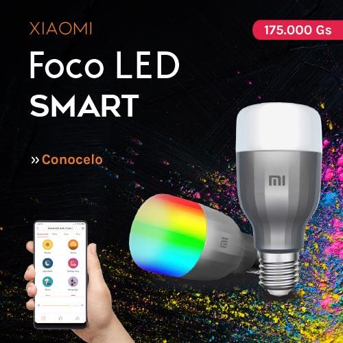 Foco Led Xiaomi White Smart al mejor precio en Paraguay