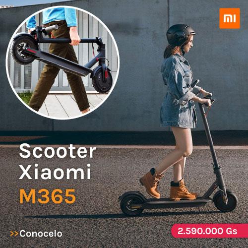 Scooter Xiaomi M365 al mejor precio en Paraguayy más Barato