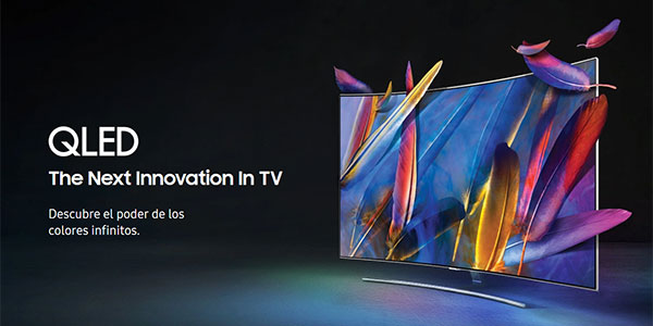 Tecnologia Samsung QLED