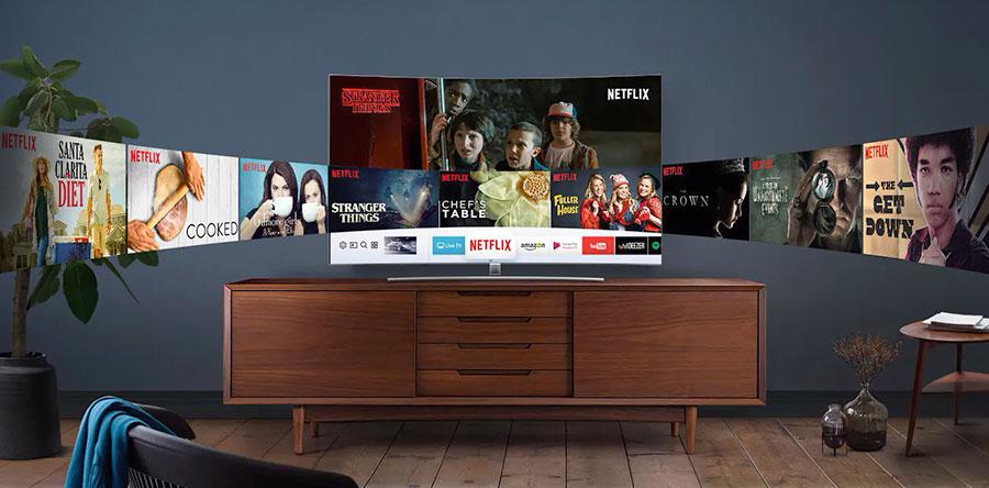 televisores smart tv samsung y lg