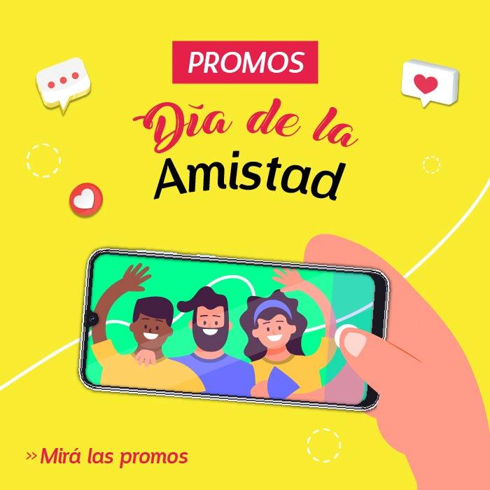 Promciones por el Día de la Amistad 2019 Paraguay