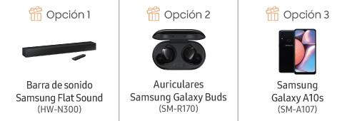 Promo Big Size Samsung - Regalos Lavasecarropas WD22