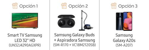 Promo Big Size Samsung - Regalos Lavasecarropas WR25