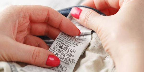 Como entender los símbolos en las etiquetas de la ropa (íconos de lavado)